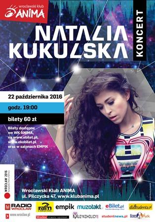 Koncert Natalii Kukulskiej