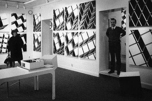 Oprowadzanie kuratorskie po wystawie Zbigniewa Gepperta