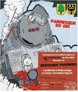 WERNISAŻ-Pociągiem na 160 lecie linii kolejowej Wrocław-Poznań