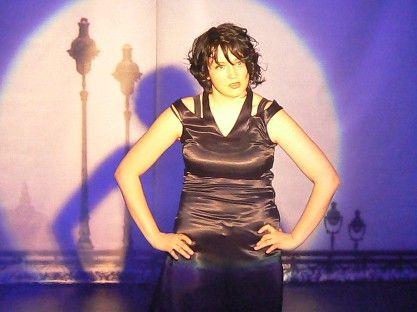 Epizody o Edith Piaf – spektakl