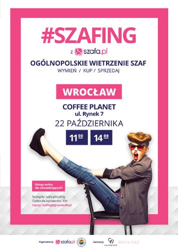 Szafing – jesienne Ogólnopolskie Wietrzenie Szaf
