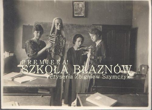 Szkoła Błaznów – spektakl Wrocławskiego Teatru Pantomimy