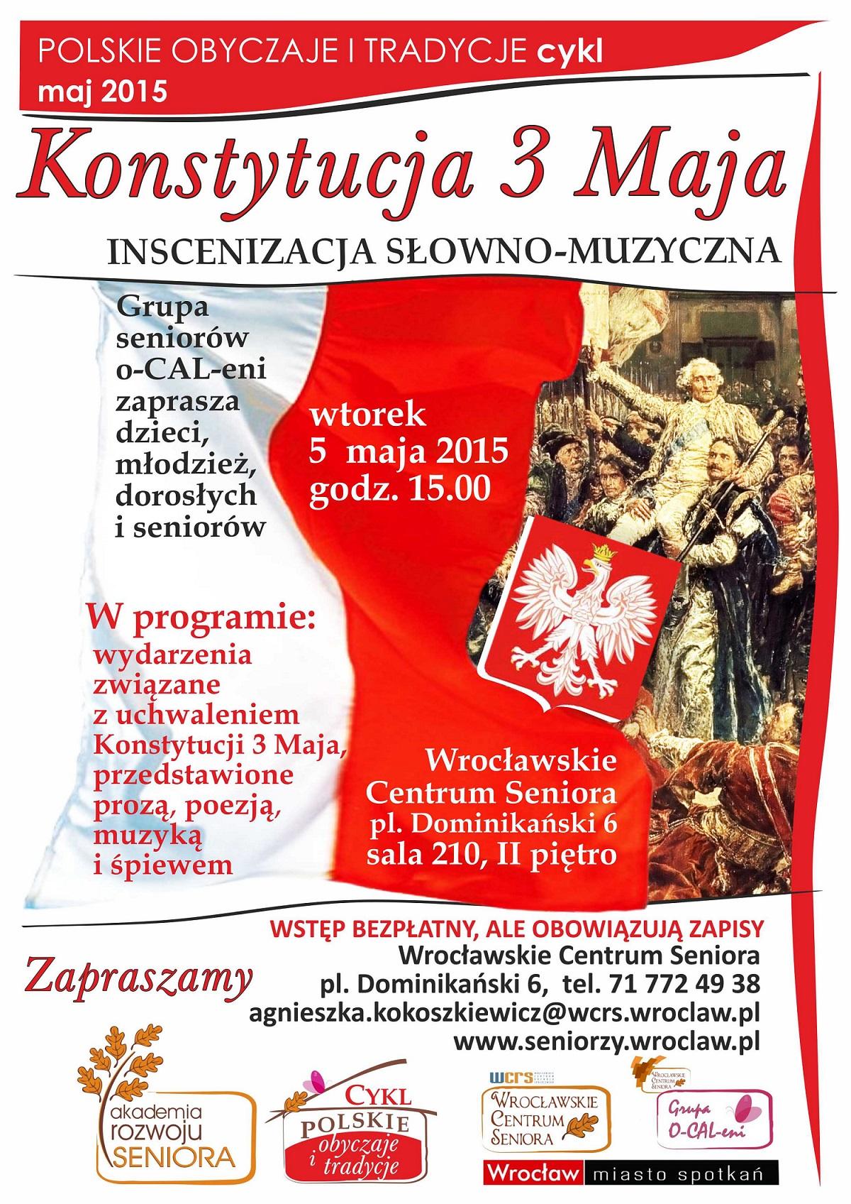 Wrocław W Maju Dla Seniorów Wydarzenia Wwwwroclawpl