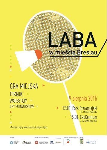 "Gra miejska ""Laba w mieście Breslau"""