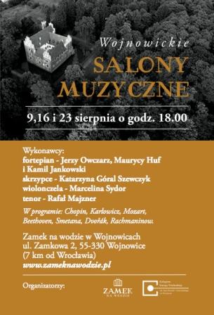 Kawa po wiedeńsku - Wojnowickie Salony Muzyczne