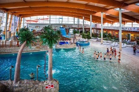 Nieustające Wakacje w Aquaparku Wrocław