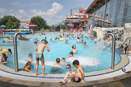 Pożegnanie wakacji w Aquaparku