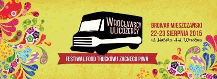 Wrocławscy ulicożercy - festiwal foodtrucków i zacnego piwa