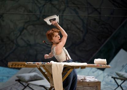 Córka pułku - retransmisja z Metropolitan Opera