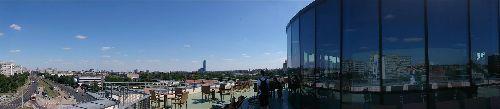 Wniebo - koncert i kino na dachu