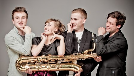 Piotr Szwec Quartet