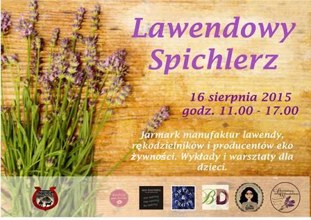 Lawendowy Spichlerz – święto lawendy i jarmark