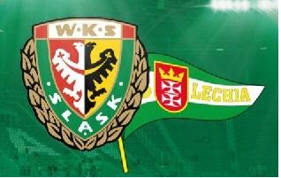 Mecz Śląsk Wrocław - Lechia Gdańsk