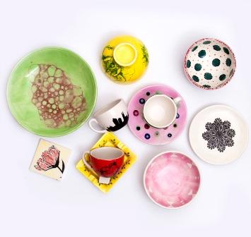 Bajka po angielsku + Malowanie Ceramiki