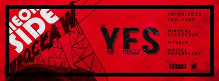 Say Yes To Techno / Neon Side