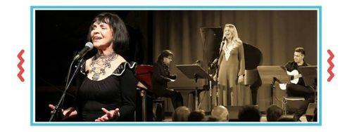 Lato w Synagodze – Yiddishe Tango – Koncert Olgi Avigail & Tango Attack