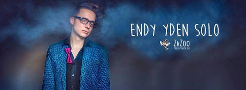 Endy Yden solo act w ZaZoo