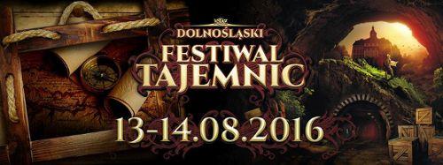 Dolnośląski Festiwal Tajemnic w Zamku Książ