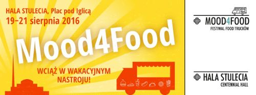 Mood4Food – Festiwal foodtruckow