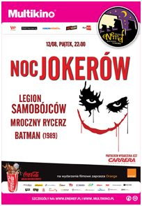 ENEMEF: Noc Jokerów