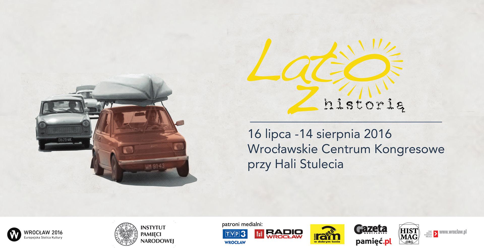 """""""Laboratorium archiwalne1.0"""" – wydarzenia w ramach """"Lata z historią"""""""