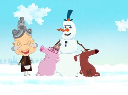 Filmowe poranki: Zimowe zamieszanie