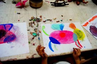 Rodzinne Warsztaty Plastyczne - pomysł na niedzielne popołudnie