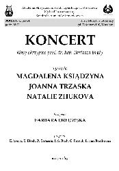 Koncert skrzypce i altówka
