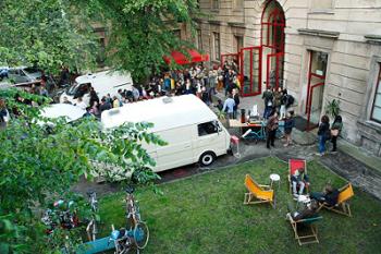 Sobotni PIKNIK w Awangardzie - Sztuka, warsztaty, hand-made, food trucki