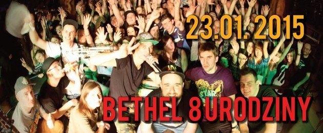 BETHEL – 8. urodziny w Klubie Alibi