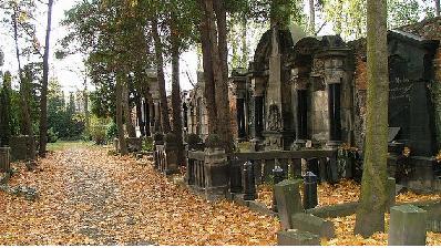 Stary Cmentarz Żydowski - Muzeum Sztuki Cmentarnej Oddział Muzeum Miejskiego Wrocławia