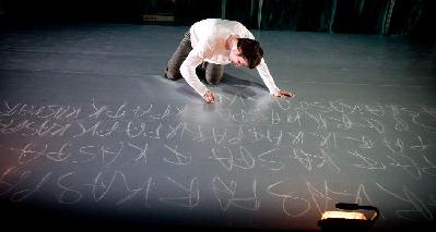 Kaspar w Teatrze Współczesnym  - Scena na Strychu