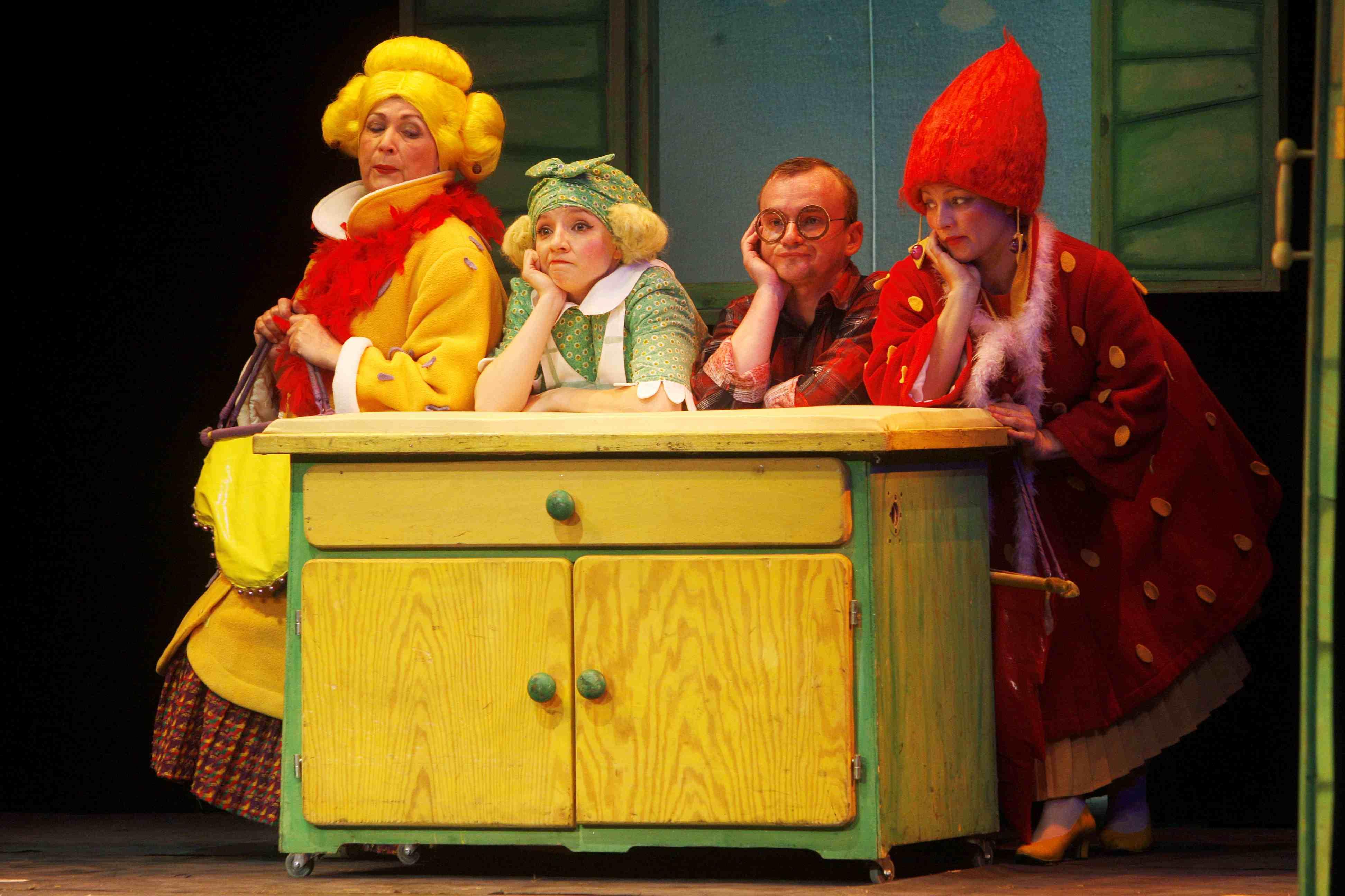 OCH, EMIL! w Teatrze Lalek