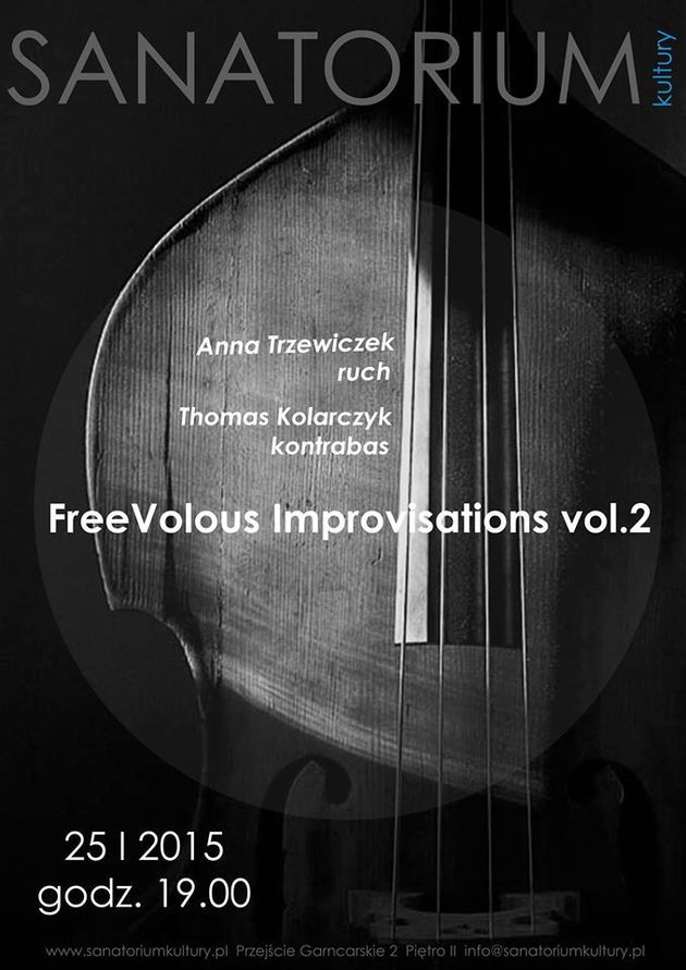 FreeVolous Improvisations vol. 2