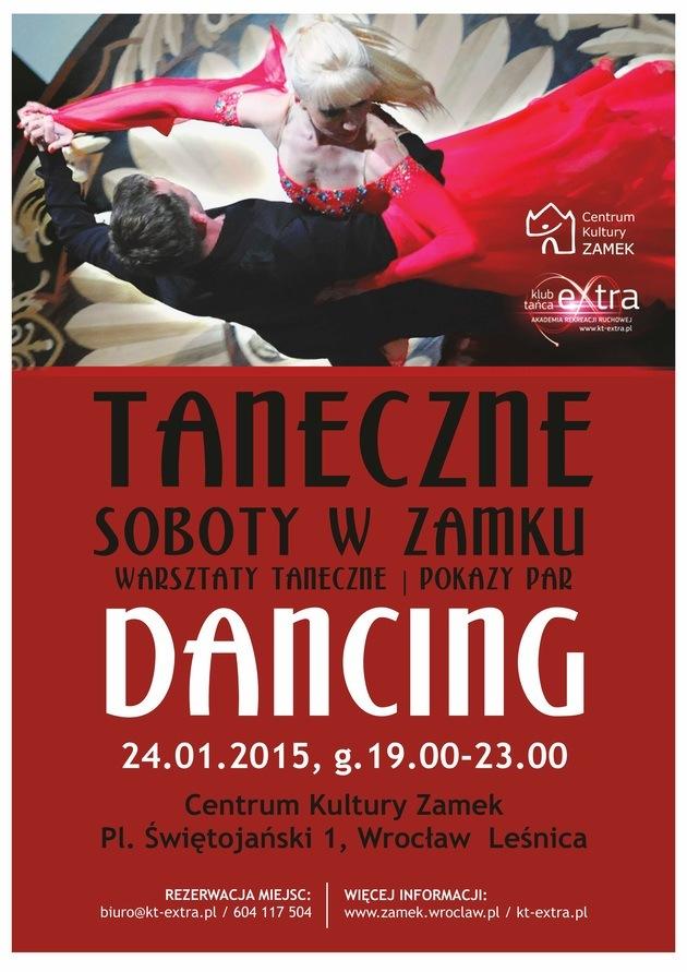 Taneczne soboty w Zamku