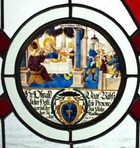 Mistrzowie światła. Witraże i obrazy malowane pod szkłem - ostatnie dni wystawy