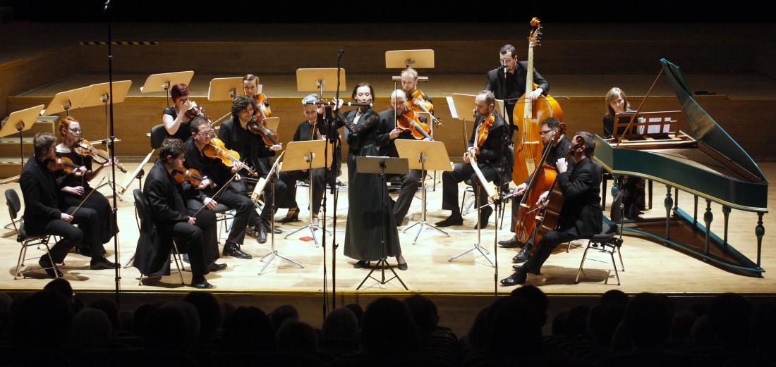 Koncert Wrocławskiej Orkiestry Barokowej