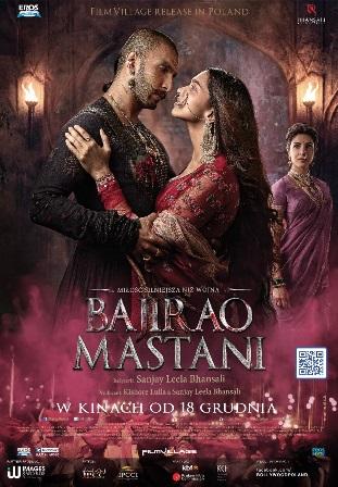 Pokaz filmu z Bollywood