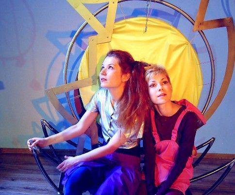 Kosmiczna podróż – spektakl dla dzieci