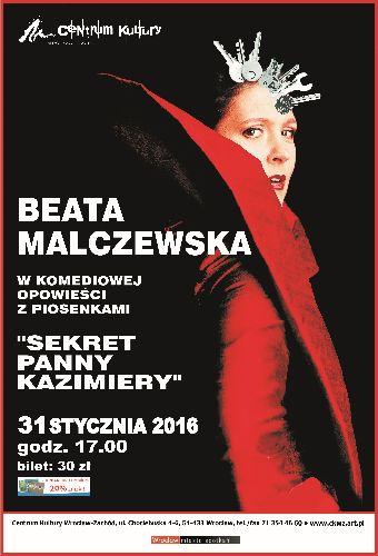 """""""Sekrety Panny Kazimiery"""" – spektakl"""