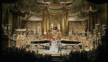 Opera Turandot – transmisja z MET