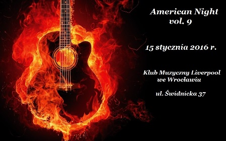 American Night – vol. 9