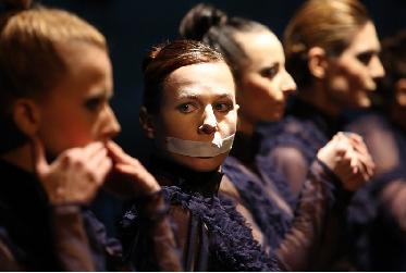 Historia brzydoty Przedstawienie Wrocławskiego Teatru Pantomimy