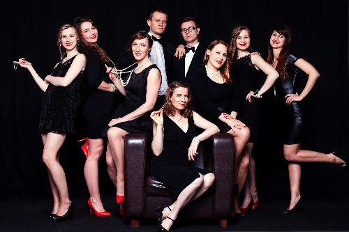 Koncert Satin Voices