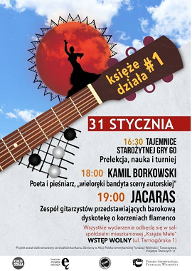 Księże Działa - koncert na Księżu Małym