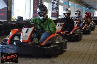 Tor kartingowy Le Mans
