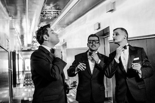"""Spektakl """"Rat Pack, czyli Sinatra z kolegami"""" w Capitolu"""