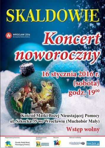 Skaldowie – koncert noworoczny