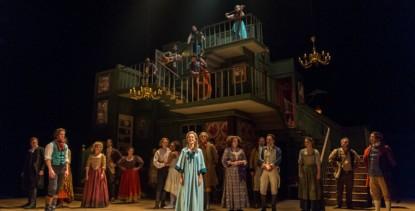 National Theatre Live in HD: Strategia gołych kawalerów