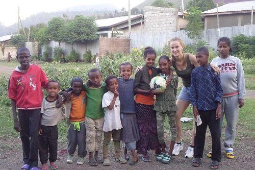 """Spotkanie: """"Wolontariat w Etiopii"""""""